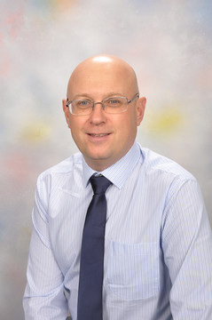 Mr Allinson Assistant Head Teacher